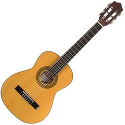 Stagg C510 1/2 Size Classical Guitar - Natural