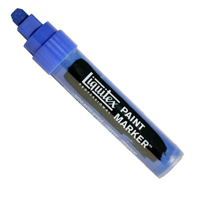 Liquitex Paint Marker, 8-15 mm wide nib, Iridescent Antique Gold
