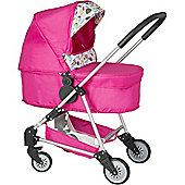 Mamas & Papas Urbo Dolls Pram (Pink Petal)