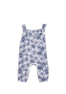 F&F Ruffle Slouch Jumpsuit Multi 0-3 months