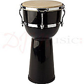 "Stagg Black 8"" Fibreglass Djembe Drums"