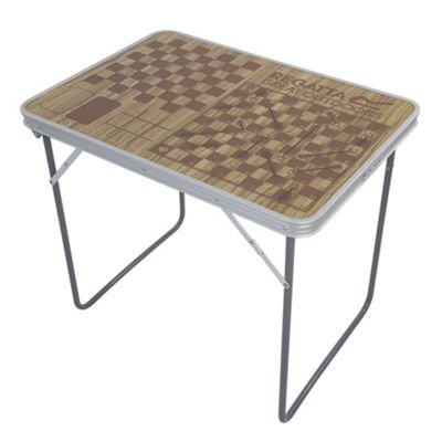 Regatta Games Table - Brown