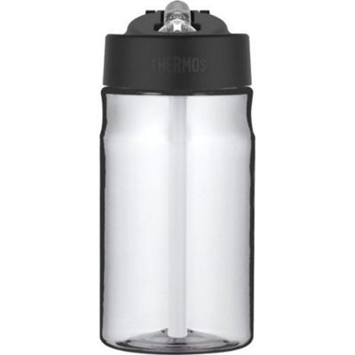 Thermos 355ml Clear Intak Hydration Bottle with Straw