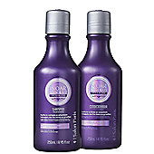Duo Absolut Speed Blonde Hair Care Hair Treatment System (250ml x 2) - Inoar