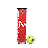 Mantis All Court Tennis Balls Tube of 4 - ITF Approved