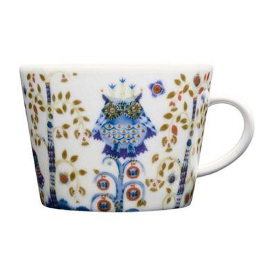 Iittala Taika Porcelain Cappuccino Cup in White