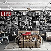Creative Collage Life Designer Wall Mural - 64 Piece