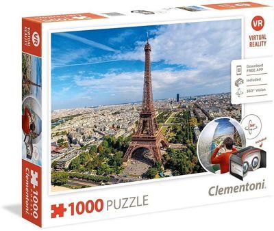 Virtual Reality - Paris - 1000pc Puzzle