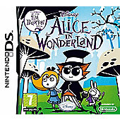 Tim Burtons Alice In Wonderland - NintendoDS