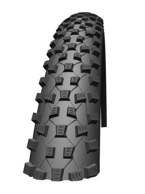 Schwalbe Rocket Ron Evolution SnakeSkin TL-Ready PaceStar Compound Folding Tyre in Black 29 x 2.25 29ER