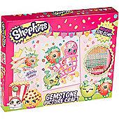 Shopkins Gemstone Picture Set