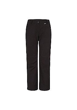 Icepeak Ladies Salme Softshell Trousers - Black