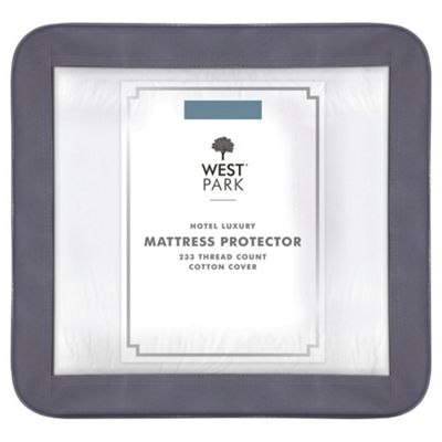 West Park Forever Full Mattress Protector Superking