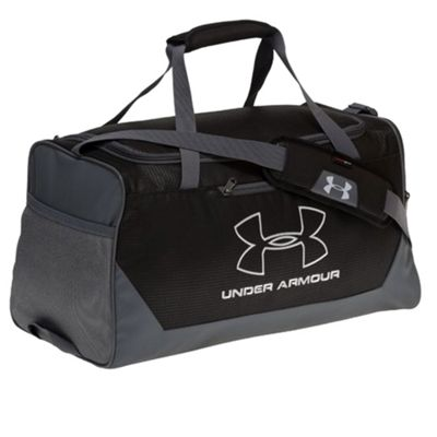Under Armour Storm Hustle Small Duffel Sports Bag Black