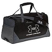 Under Armour Storm Hustle Small Duffel Sports Bag Black