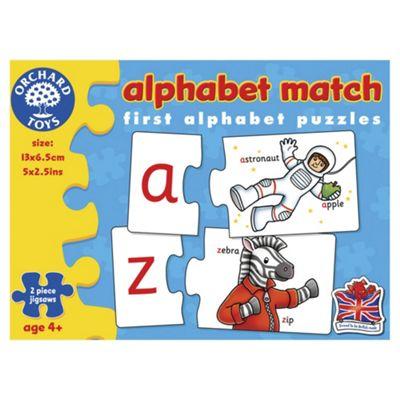 Orchard Toys Alphabet Match Jigsaw