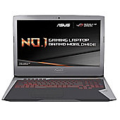 "ASUS ROG G752VY 17.3"" Gaming Laptop Core i7-6700HQ 16GB RAM 512GB SSD Win 10 Home"