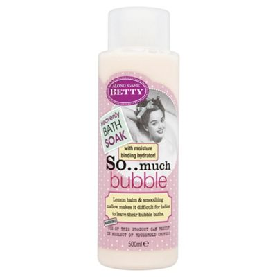 Along Came Betty Bath Soak So Much Bubble 500Ml