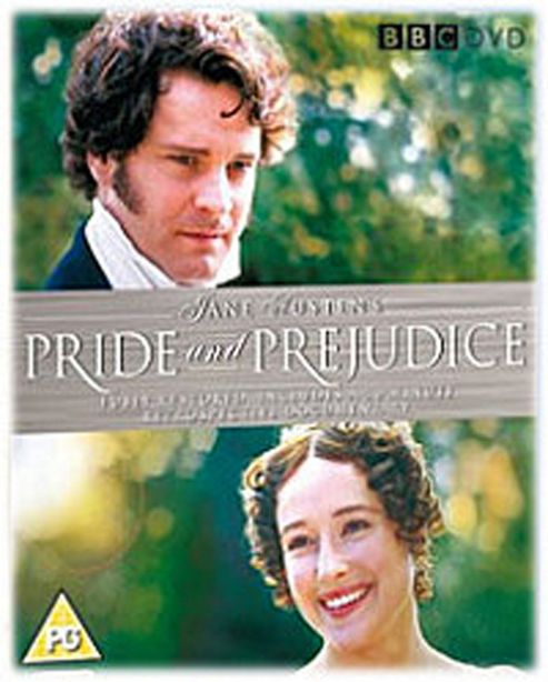 Pride And Prejudice (DVD Boxset)