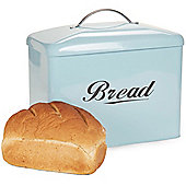Andrew James Vintage Bread Bin in Light Blue