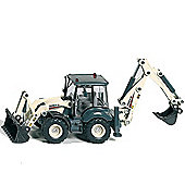 Siku Terex Backhoe Loader Digger 3531 1:50 Model Farm Toys