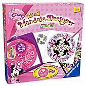 Disney Minnie Mouse 2 In 1 Mandala Designer