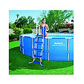 "48"" Coated Steel Frame Pool Ladder - 58331"