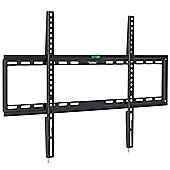 "VonHaus 37-70"" Basics Ultra Slim Fixed TV Wall Mount Bracket for LCD, LED, 3D & Plasma Screens - 35kg Weight Capacity 
