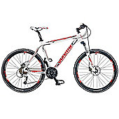 "2014 Whistle Miwok 1489D 21.5"" Mens' 27-Speed Mountain Bike"