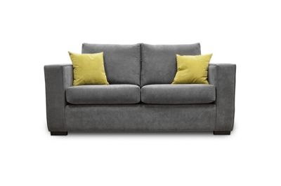 Rocco 3 Seater Pewter