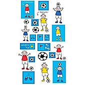 Footballer, 44 Quick-Sticks