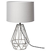 Tesco Wire Table Lamp