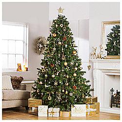 Festive 8ft Majestic Pine Christmas Tree