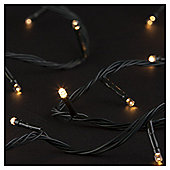 400 Battery Operated LED Multi-function Christmas Lights, Warm White