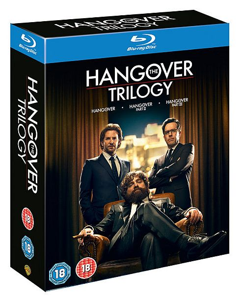 The Hangover Trilogy (Blu-ray)