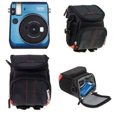 Navitech Black Digital Camera Case Bag For The Instax Mini 70 Instant Camera