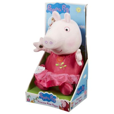 Peppa Once Upon a Time Princess Rose Peppa