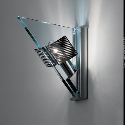 Artemide icaro wall light by carlo forcolini