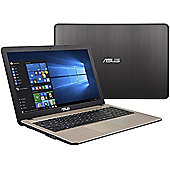 "ASUS VIVOBOOK 15.6"" Intel Core i5 8GB RAM 1000GB Windows 10 Slim Laptop Black"