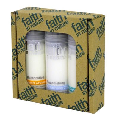 Faith in Nature Skin Care Box 50 ml