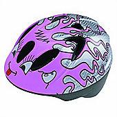 Oxford Little Madam Junior Girls Helmet│Pink/Silver│50-56 cm