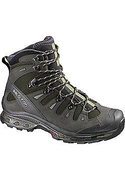 Salomon Mens Quest 4D 2 Gtx Hiking Boots - Green
