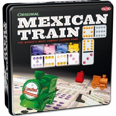 Mexican Train Tin Edition