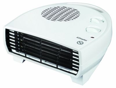 Dimplex DXFF20TSN 2kW Flat Fan Heater with Thermostat & Choice of Heats