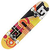 Enuff ALSO Orange 7.75 Inch Complete Skateboard