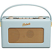 ROBERTS REVIVAL RD60 DAB/FM PORTABLE RADIO (DUCK EGG)
