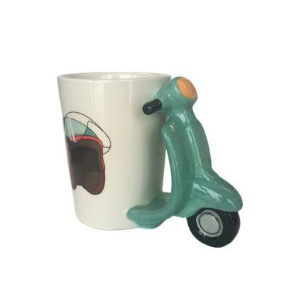 Puckator Scooter Handle Mug