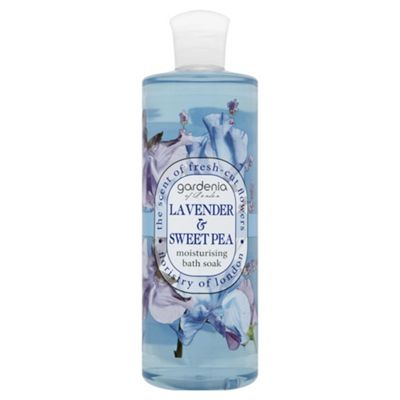 Gardenia of London Lavender & Sweet Pea Moisturising Bath Soak