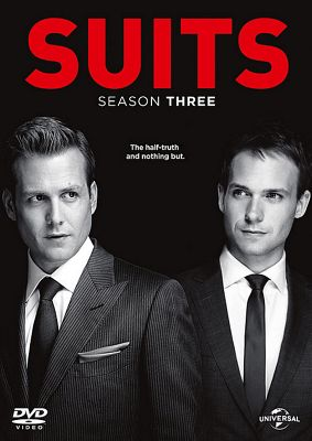 Suits: Series 3 Set Dvd