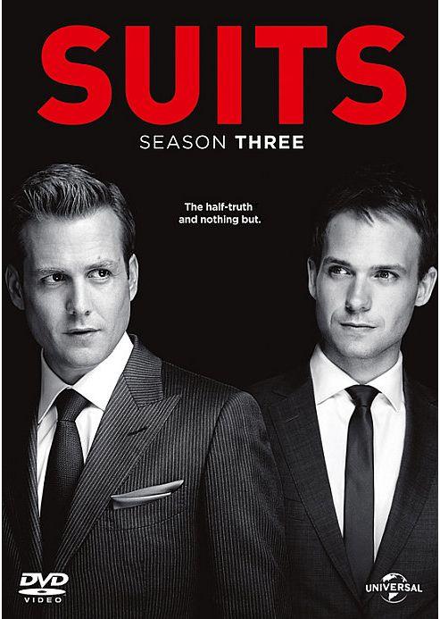 Suits: Series 3 Set Dvd